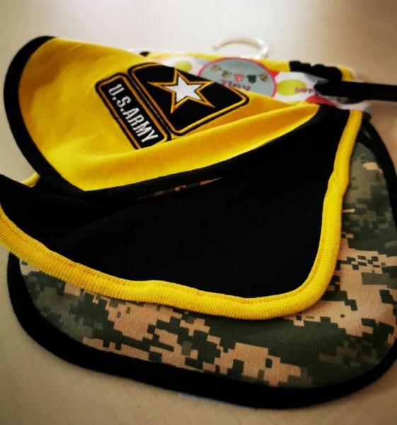 Trooper Baby Burps US Army Spucktücher