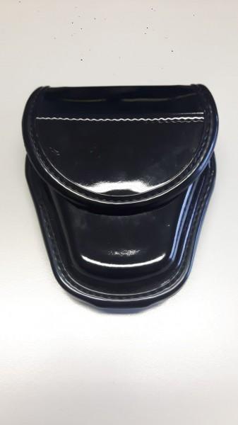 Bianchi AccuMold Elite Handschellentasche schwarz glossy