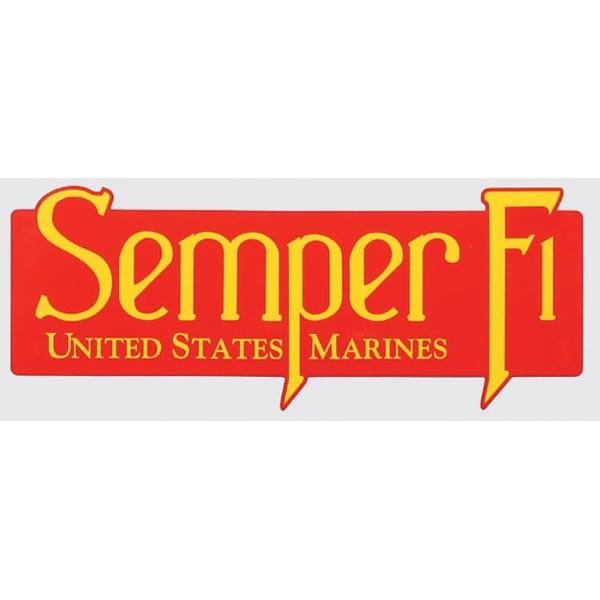 Mitchell Proffitt Marine Aufkleber Sticker Semper Fi United States Marines