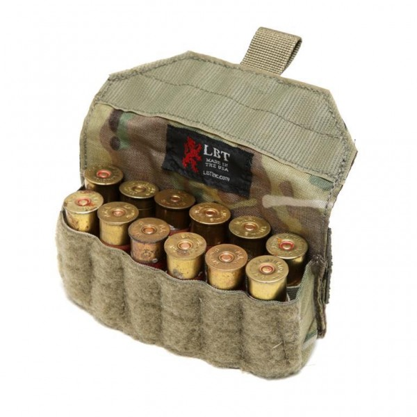 London Bridge Trading LBT 12 Round Shotgun Pouch
