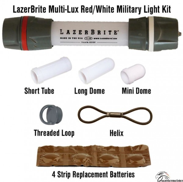 LazerBrite Military Light Kit - Marking Light