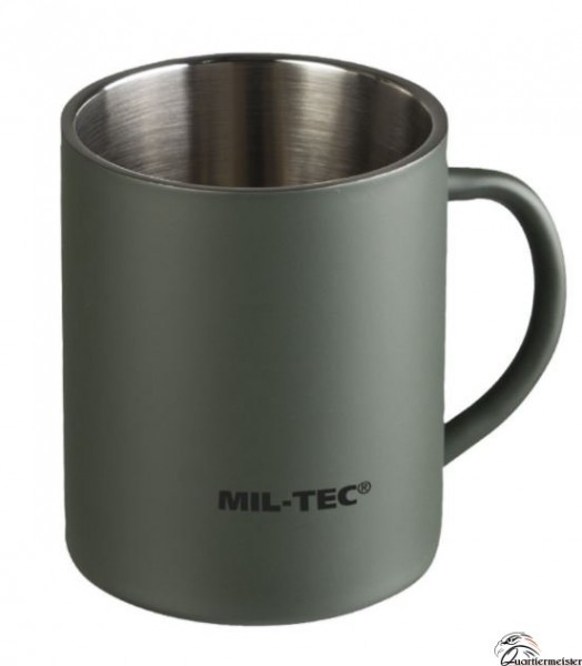 MIL TEC Trinkbecher Insulated
