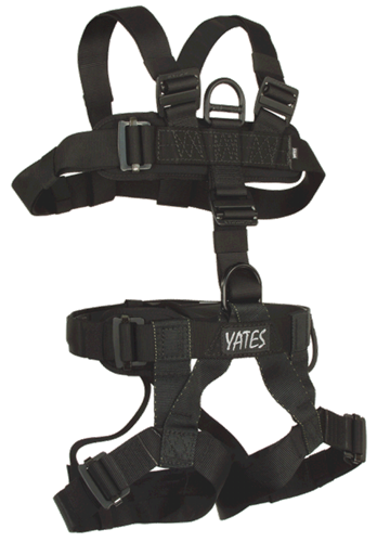 Yates Lightweight Assault with Tactical Full Body Chest