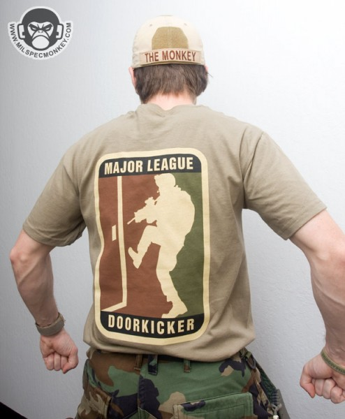 Mil Spec Monkey MLD T Shirt