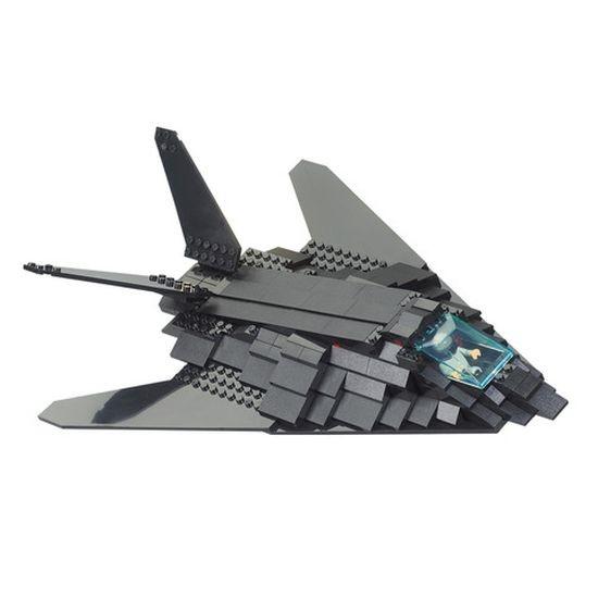 Sluban Attack Aircraft