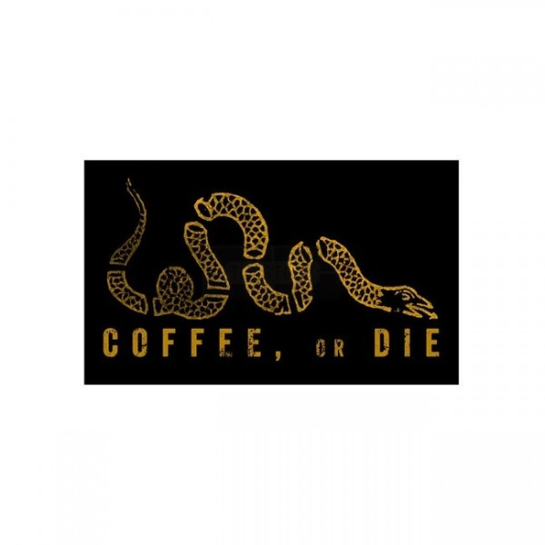 Black Rifle Coffee Coffee Or Die Sticker