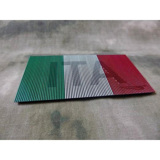 JTG Spaeher IR Nationalitätsabzeichen Italien IR Patch mit ITA Schriftzug