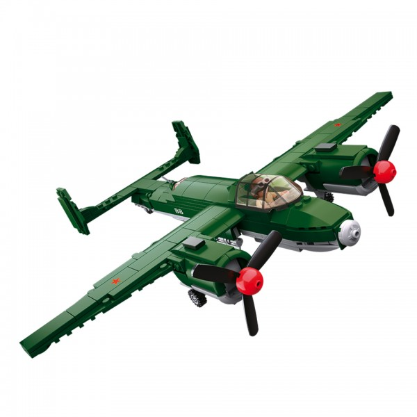 Sluban WWII Allied Bomber