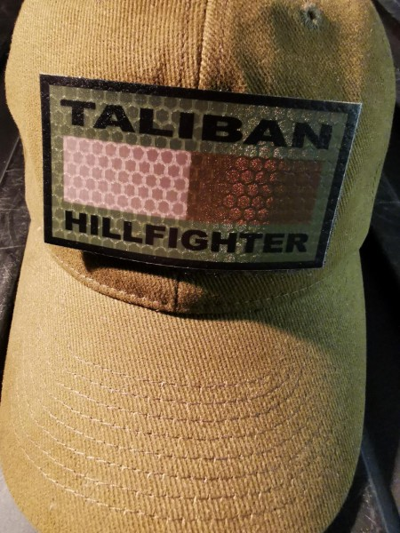La Patcheria Taliban Hillfighter Patch IR Style