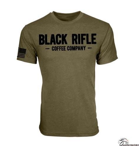 Black Rifle Coffee Vintage Logo T-Shirt