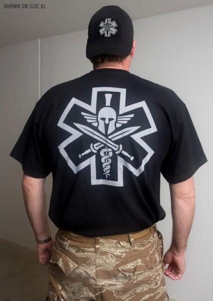 Mil Spec Monkey Tac Med Spartan T Shirt