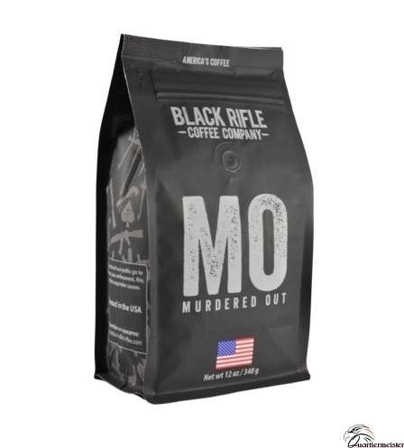 Black Rifle Coffee Murdered Out Coffee Roast - Ganze Bohnen