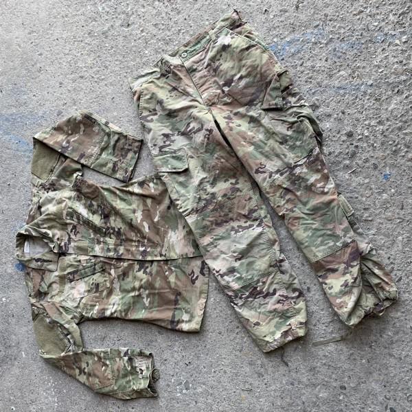 "Army Combat Uniform SCORPION W2 "" Offizielle und Aktuelle US Army Uniform"