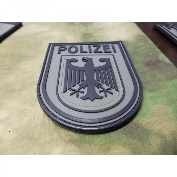 JTG Ärmelabzeichen Bundespolizei Patch