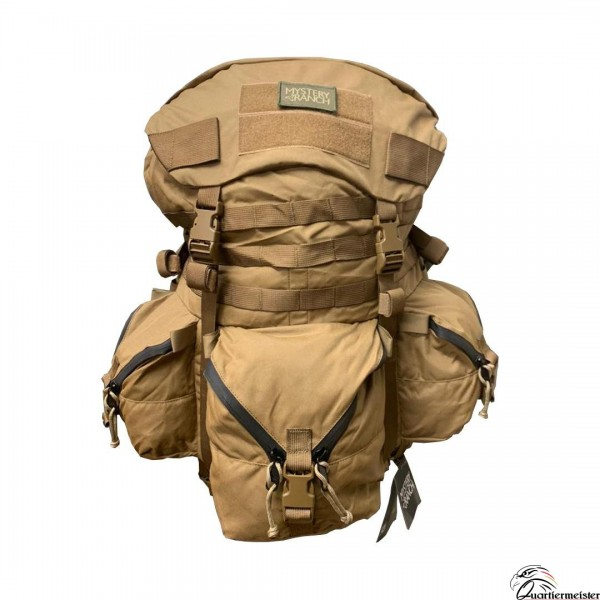 Mystery Ranch Military Mountain Rucksack Coyote