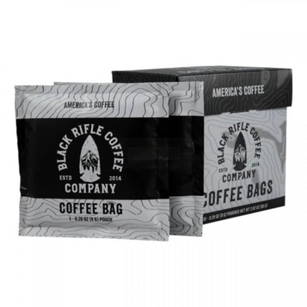 Black Rifle Coffee Steep Bags