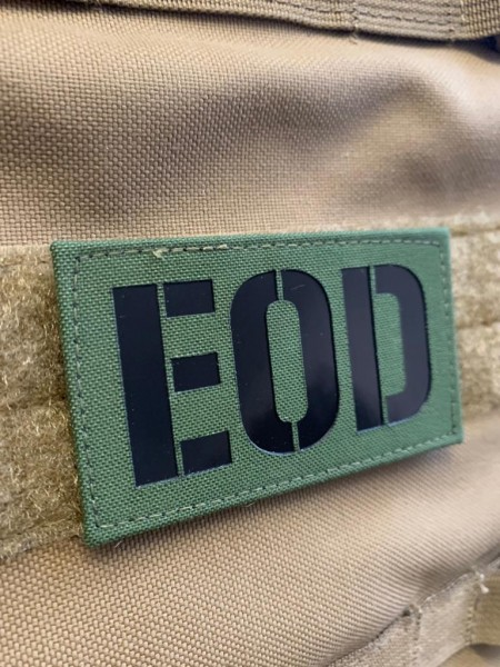 EOD Infrarot IR Patch