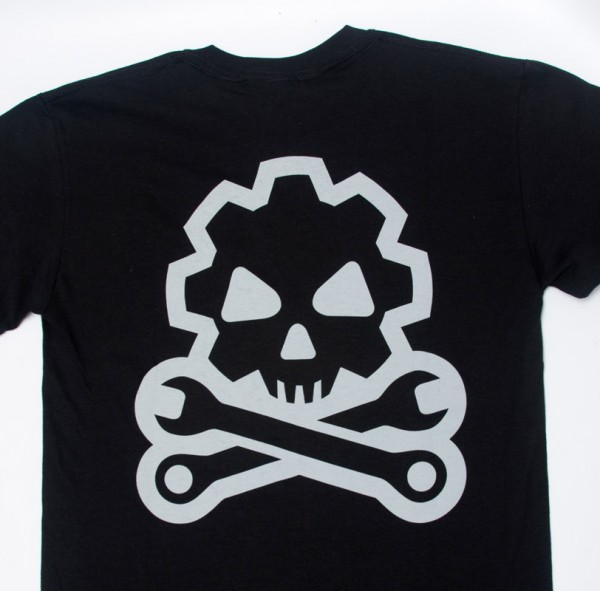 Mil Spec Monkey Death Mechanic T Shirt