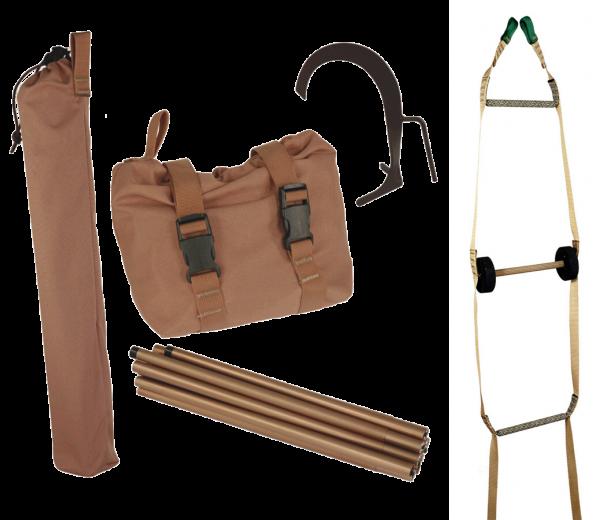 Carbon Lite Assault Ladder Kit