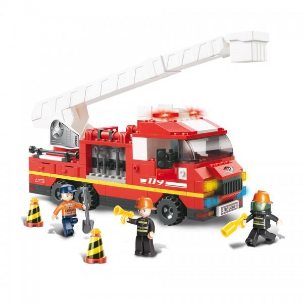 Sluban Leiterwagen