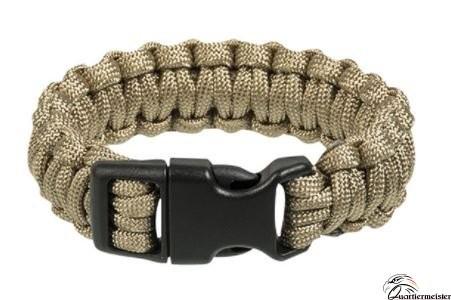 MIL TEC Para Armband Kst.-Schliesse 22mm