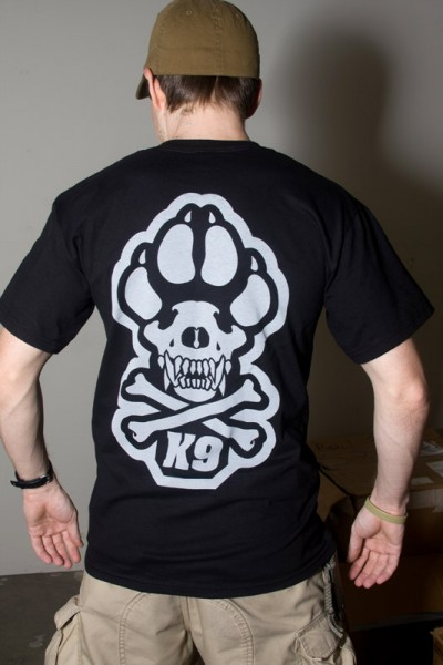 Mil Spec Monkey K9 T Shirt