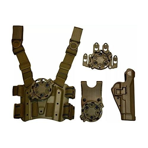Blackhawk Beretta SERPA M9 Holster Right Hand Military Kit Coyote