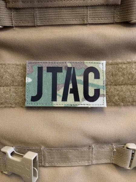 JTAC Infrarot IR Patch