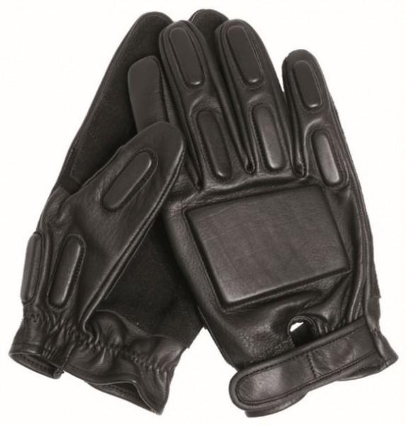 MIL TEC Security Handschuhe Leder
