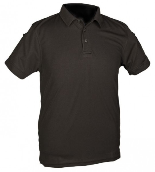 MIL TEC Tactical Quick Dry Polo Shirt