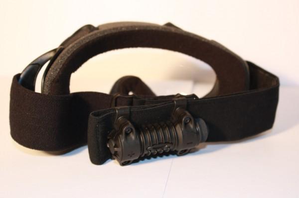 Oakley Assault A-Frame Fan Goggle Black / Clear