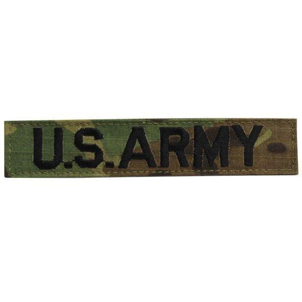 USGI US Army Branch Tape Sew On ( OCP Multicam )
