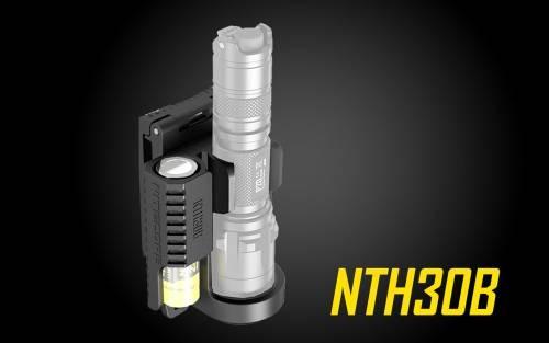 Nitecore NTH30B Swivel Holster
