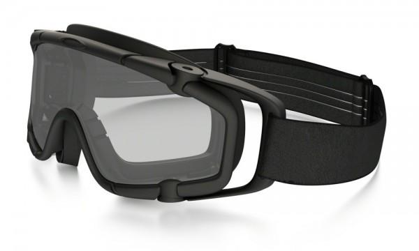 Oakley SI Ballistic Goggle Black/Clear EN
