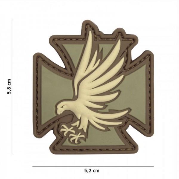 PVC 3D Patch Iron Eagle