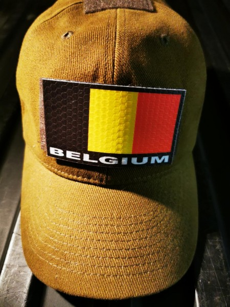 La Patcheria Patch Belgium IR Style