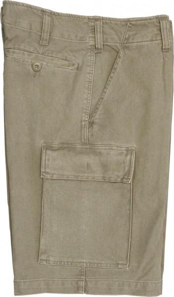 Leo Köhler Bermuda Garment Washed