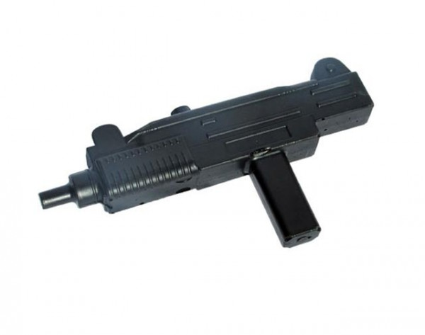 UZI Maschinenpistolen ATTRAPPE (Polyurethan) Schießziel