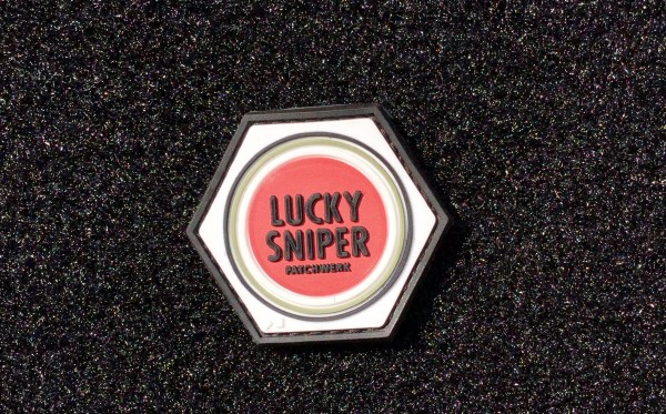 PW Lucky Sniper 3D PVC Hex patch