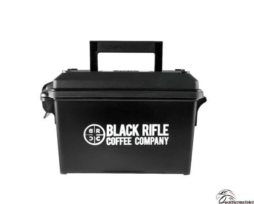 Black Rifle Coffee Can