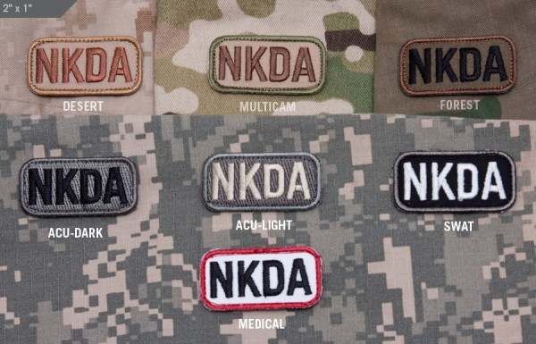 Mil Spec Monkey Patch NKDA
