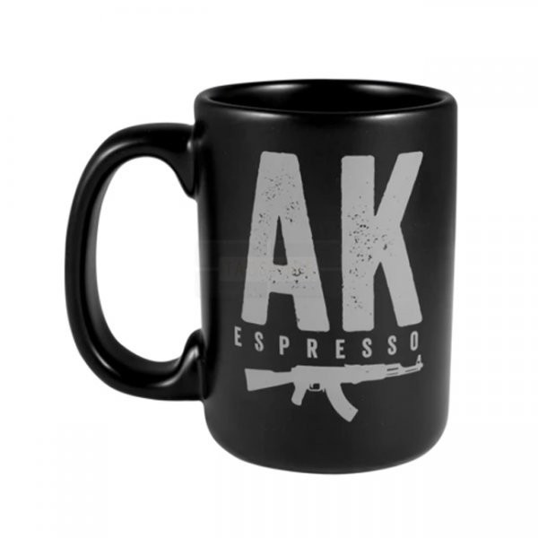 Black Rifle Coffee AK-47 Ceramic Mug