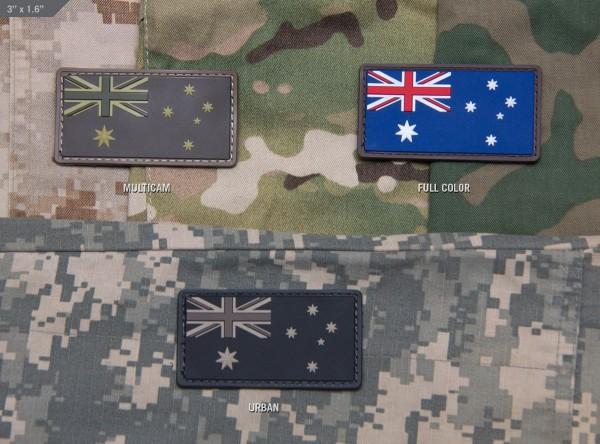 Mil Spec Monkey Patch Australische Flagge PVC