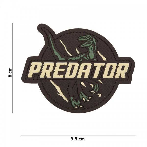 PVC 3D Patch Predator