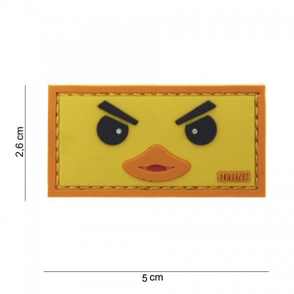 3D PVC Duckface Patch