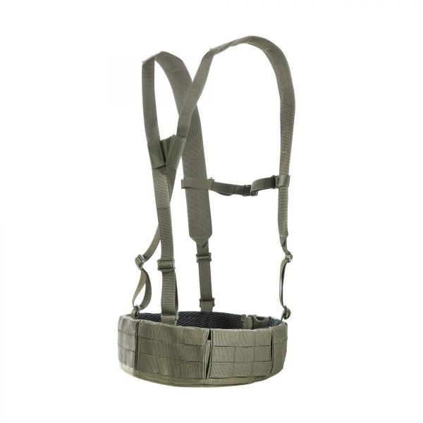 Tasmanian Tiger Warrior Belt MKIII IRR Ausrüstungsgürtel steingrau olive