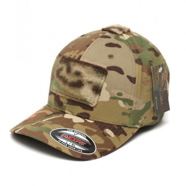 LBT Flexfit Shooters Cap Multicam