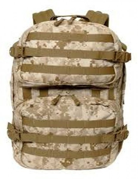 Spec Ops THE Pack EDC Every Day Cary Marpat Desert USMC