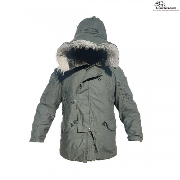 US Army Parka Extreme Cold Weather Type N-3B