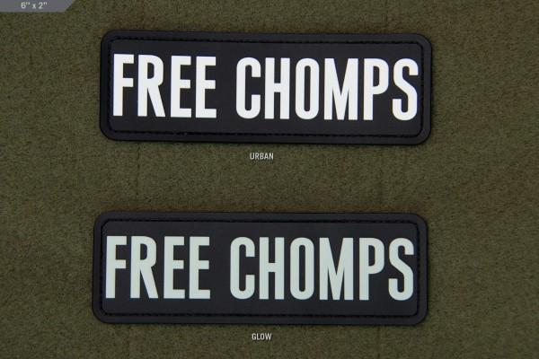 Milspec Monkey Free Chomps Patch